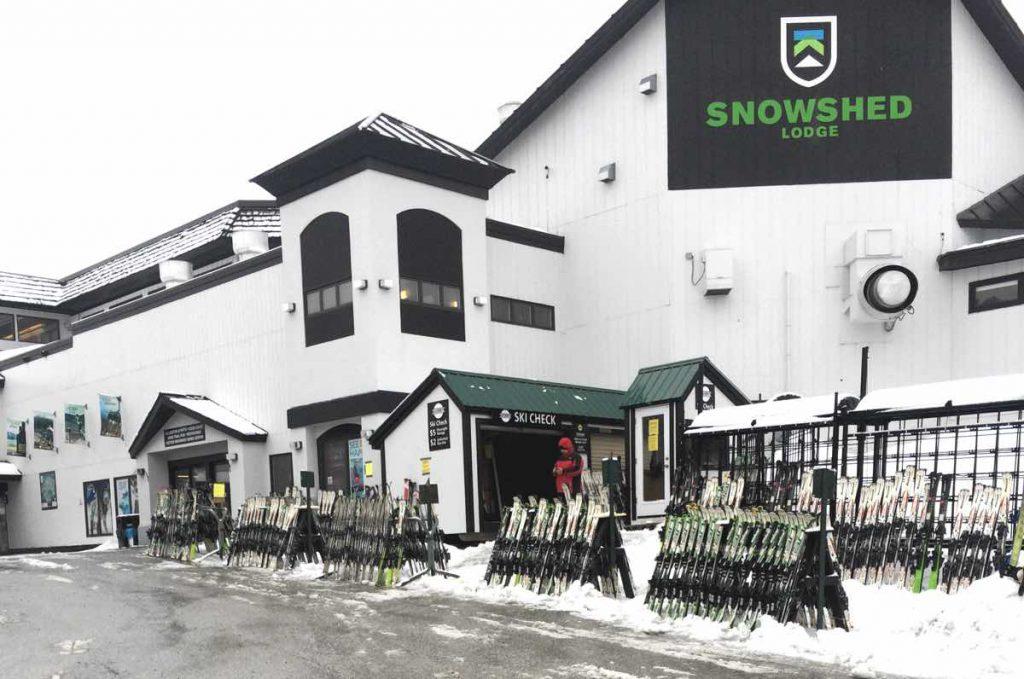Killington Overnight Ski Storage